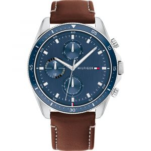 Reloj Cronógrafo Tommy Hilfiger 1791837 Hombre Marrón