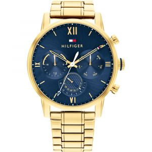 Reloj Cronógrafo Tommy Hilfiger 1791880 Hombre Dorado