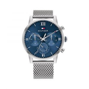 Reloj Cronógrafo Tommy Hilfiger 1791881 Hombre Plata