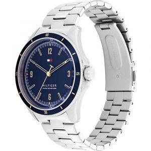 Reloj Análogo Tommy Hilfiger 1791902 Hombre Plata