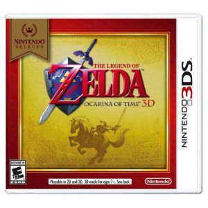 The Legend of Zelda: Skyward Sword para Nintendo 3Ds