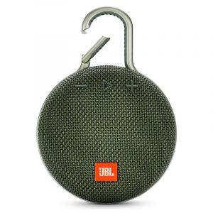 Bocina Portátil JBL Clip 3 Bluetooth Verde