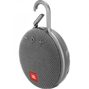 Bocina Portátil JBL Clip 3 Bluetooth Gris