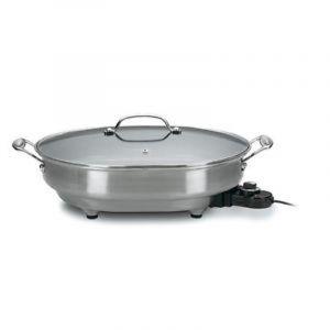 Sartén Eléctrico Cuisinart CSK 150