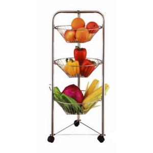 Organizador para Frutas de 3 Niveles