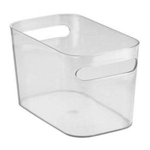 Cubo Organizador de Plástico 93020 Transparente
