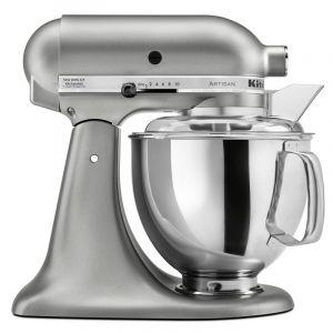 KitchenAid  Mezcladora 5 cuartos de la serie Artisan®  Silver