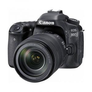 Cámara Canon EOS 80D EF S 18 135 IS USM