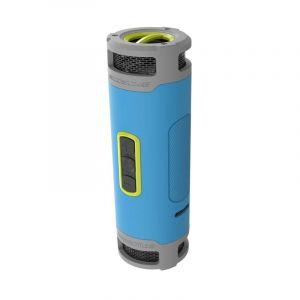Scosche  BoomBottle + Altavoz inalámbrico resistente al agua  Azul