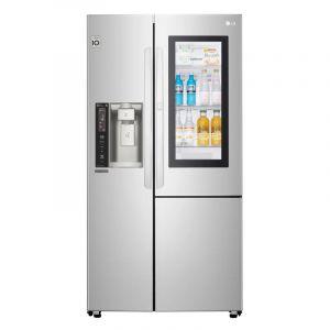 Refrigerador InstaView Door in Door® LG 26p3 Acero