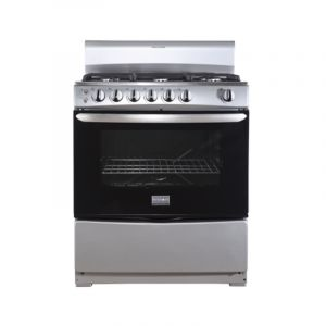Frigidaire 30 pulgadas Freestanding Gas Range in White Color Silver