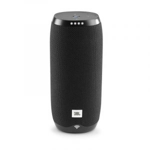 JBL Link10 Voice Activated portable speaker Black