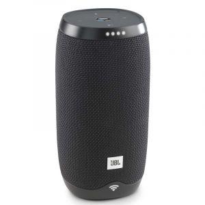 JBL Link10 Voice Activated Portable Speaker  Black