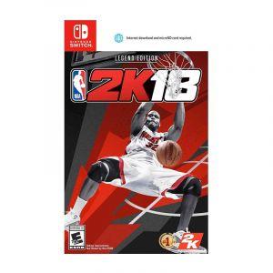 NBA 2K18 LEGEND NINTENDO SWITCH