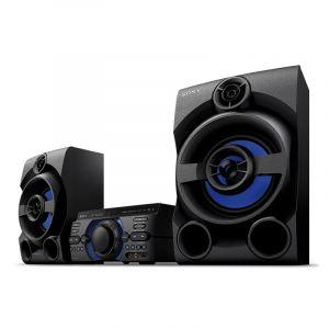 Sistema de audio Sony M40D de alta potencia con DVD