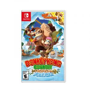 Donkey Kong Country: Tropical Freeze, Nintendo, Nintendo Switch