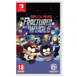 South Park The Fractured But Whole Nintendo