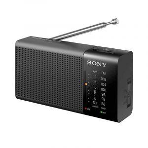 Sony Radio portátil de bolsillo AM FM