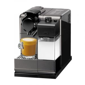 Cafetera Nespresso Lattissima Touch Mix black titanium
