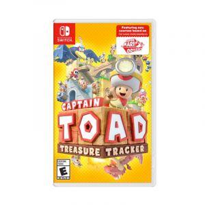 Captain Toad: Treasure Tracker, Nintendo, Nintendo Switch
