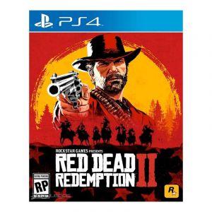 Videojuego Red Dead Redemption 2 para PS4