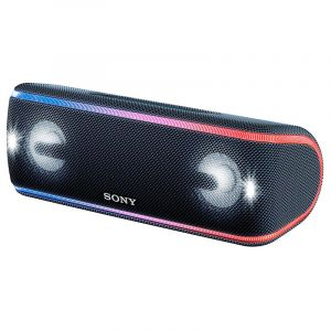 Parlante portátil Sony EXTRA BASS XB41 con BLUETOOTH Negro