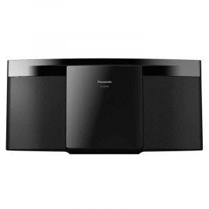 Micro Equipo de Sonido Panasonic SCHC200PHK Negro