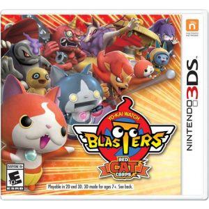 Yo Kai Watch Blasters Red Cat Corps Nintendo