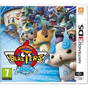 Yo Kai Watch Blasters White Dog Nintendo