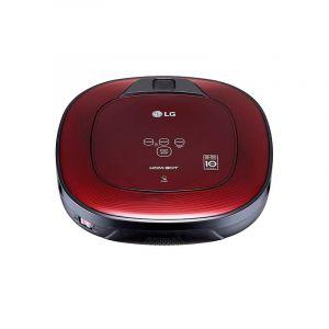 Robot Aspiradora LG Hombot con Motor Smart Inverter Rojo Ruby