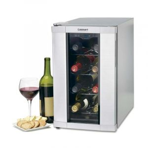 Cuisinart Vinera de 8 botellas  CWC800