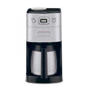 Cafetera automática térmica con moledor de café Cuisinart DGB650BC