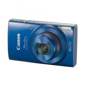 Cámara Canon Powershot ELPH 190IS 20MP 10X  Azul