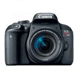 Cámara Canon EOS Rebel T7i EF 18 55mm IS STM