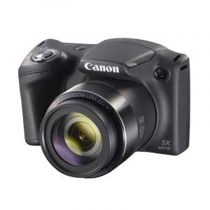 Cámara Canon PowerShot SX420 IS 20MP 42x  Negra
