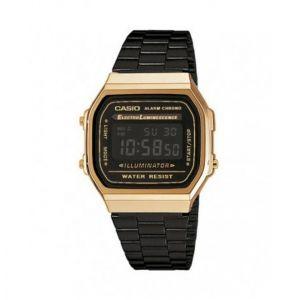Reloj Casio A 168WEGB 1B Negro