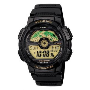 Reloj Casio AE 1100W 1B Negro