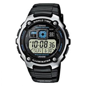 Reloj Deportivo Casio AE 2000W 1A Negro