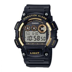 Reloj Deportivo Casio W 735H 1A2 Negro
