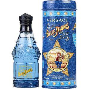 Blue Jeans De Versace Eau De Toilette 75ml
