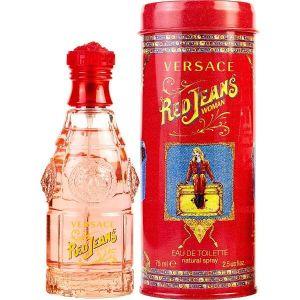 Red Jeans De Versace Eau De Toilette 75ml