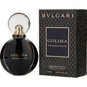 Goldea The Roman Night Bvlgari Eau De Parfum 75ml