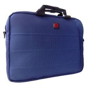 Maletin Para Laptop Swissbrand Stanford Briefcase Azul