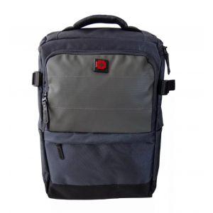 Mochila Para Laptop Swissbrand Hanko Laptop Bkp Gris