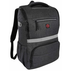 Mochila Para Laptop Swissbrand Parkano Laptop Bkp Negro