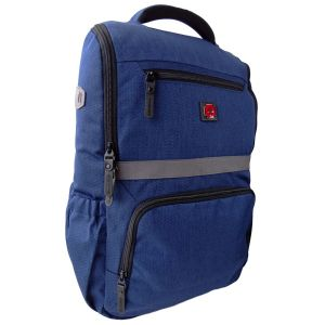 Mochila Para Laptop Swissbrand Parkano Laptop Bkp Azul