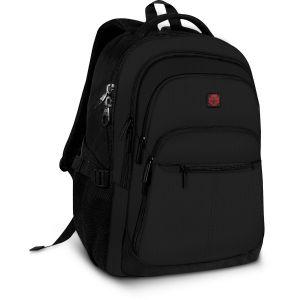 Mochila Para Laptop Swissbrand Randers Laptop Bkp Negro