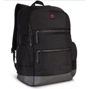 Bolso Morral Swissbrand Melbourne Backpack Negro