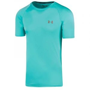 Camisa Manga Corta Hombre Under Armour Speed Stride Ss Verde