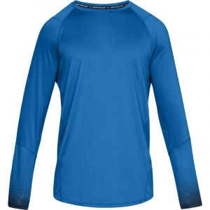 Camisa Manga Larga Hombre Under Armour Raid 2.0 Azul